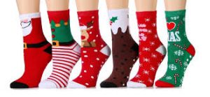 christmas socks | facecustomsocks.com