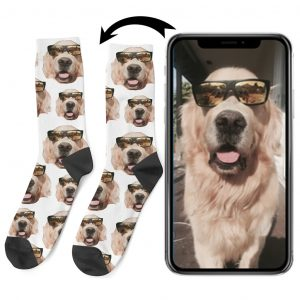dog face socks| facecustomsocks.com